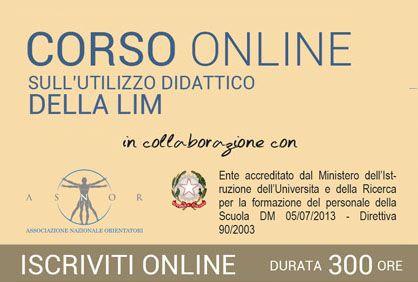 corso online lim