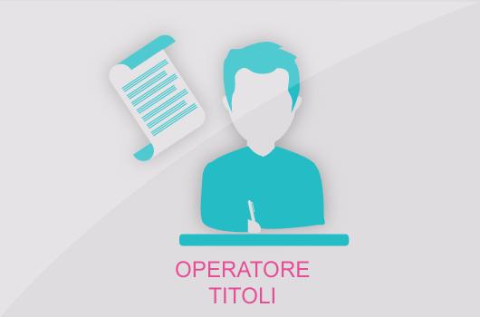 OPERATORE-TITOLI